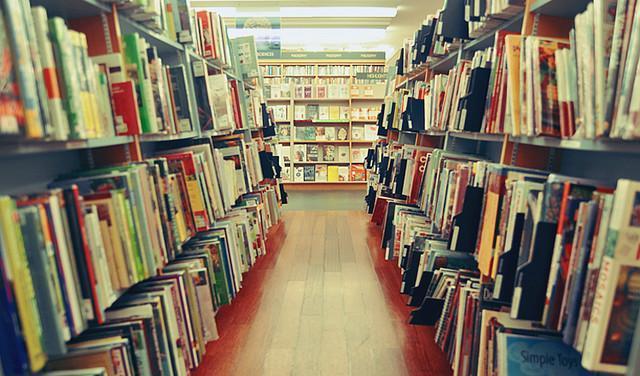 Siapa yang mampu menemukan di antara begitu banyaknya buku bagus?