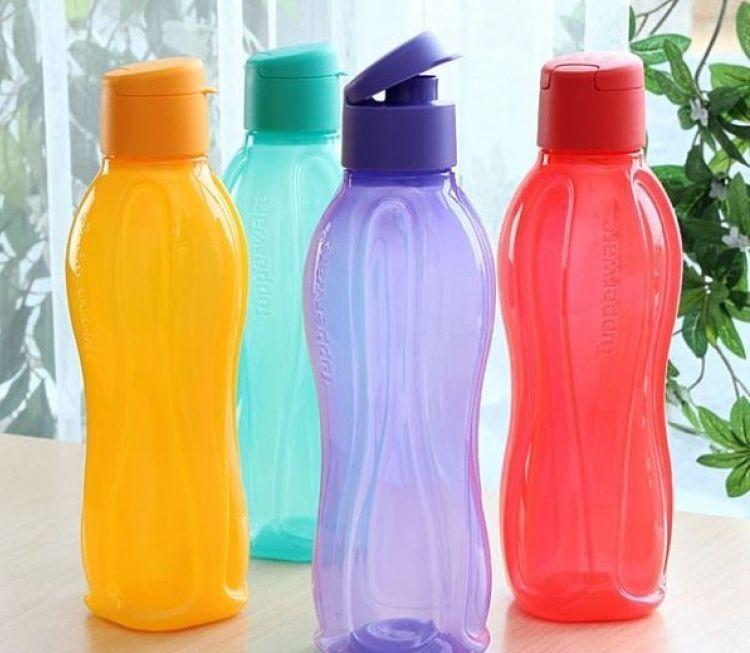 Botol minum ramah lingkungan