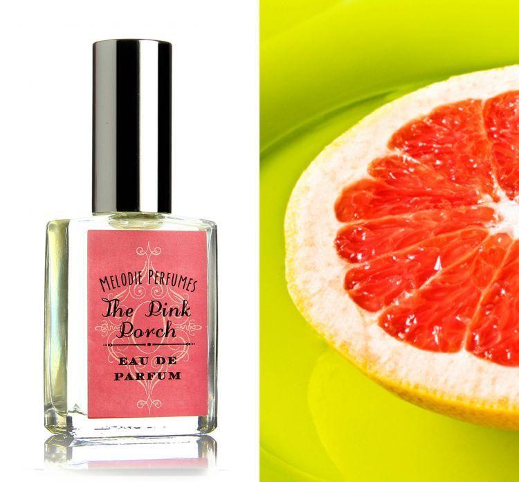 Parfum wangi grapefruit