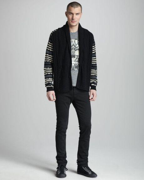 Kaus dobel sweater