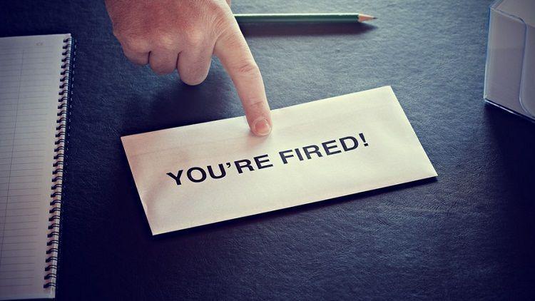 Nggak mau dipecat kan?