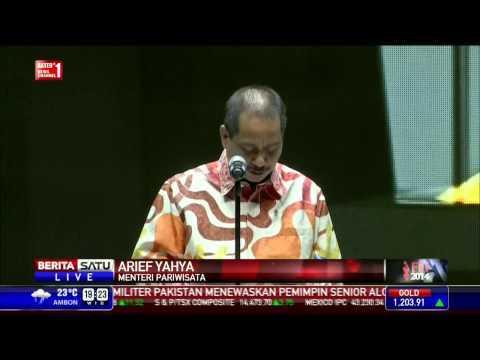 Menteri Pariwisata juga ikutan