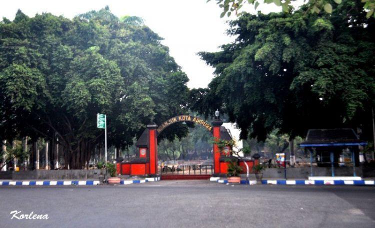 Alun-alun kota Nganjuk