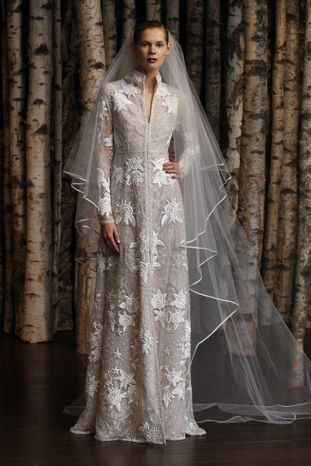 Busana pengantin cantik dan unik