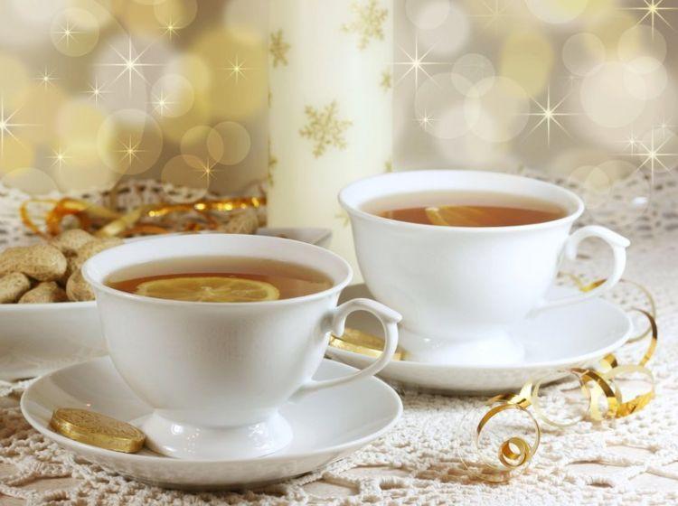 Tea time ala England
