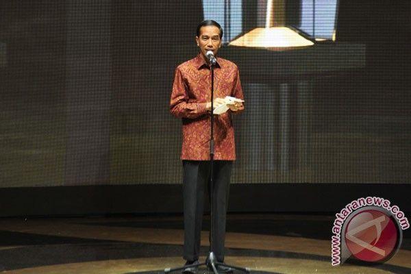 Sambutan Presiden di FFI 2014