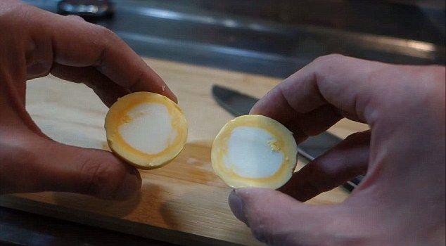 Bikin telur ajaib