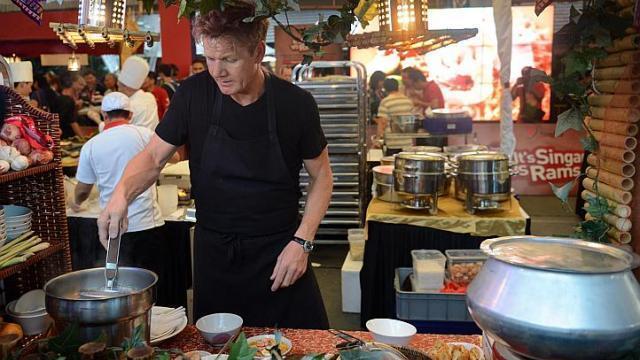 FYI, mayoritas master chef adalah lelaki lho