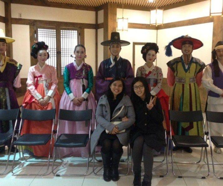 Di Seoul mayoritas orangnya sudah individualistis