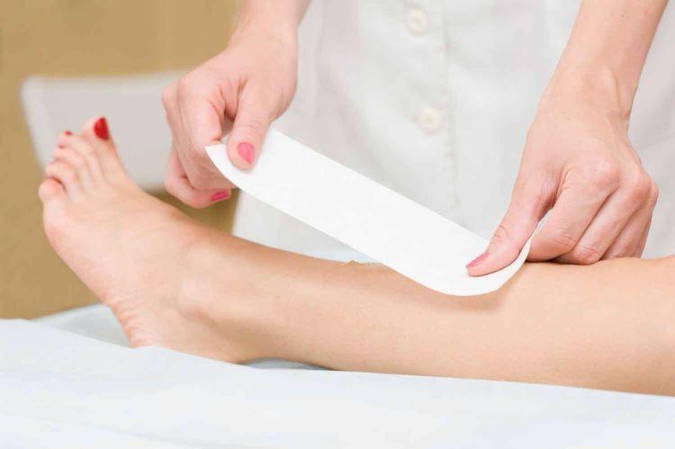 Mengurangi sakit dan iritas saat waxing