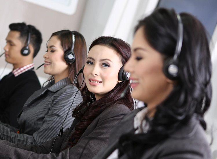 Kamu yang memiliki sifat ramah bisa menjadi customer service