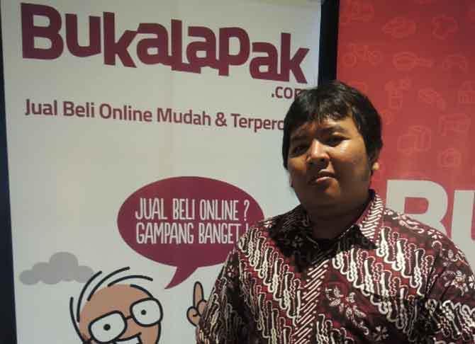 Arief Mai Rakhman mengantungi keuntungan 60 juta dari berjualan buku