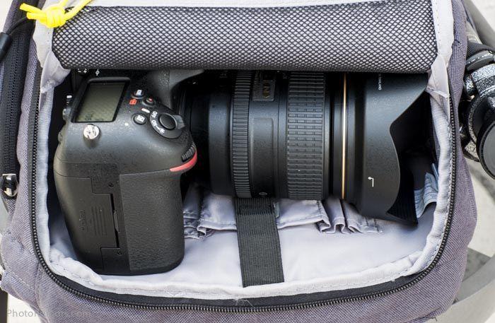 Silika gel untuk merawat kamera