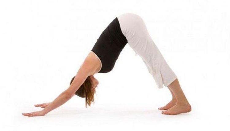 Posisi yoga yang mudah diteraapkan dirumah