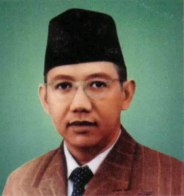 KH Wahid HAsyim.