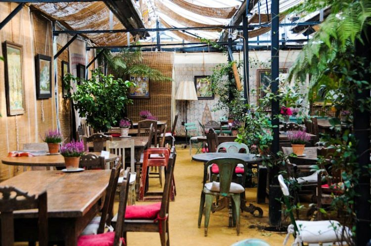green house cafe