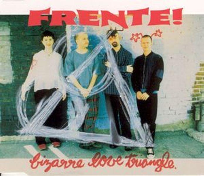Cover album Frente! pada tahun 1994