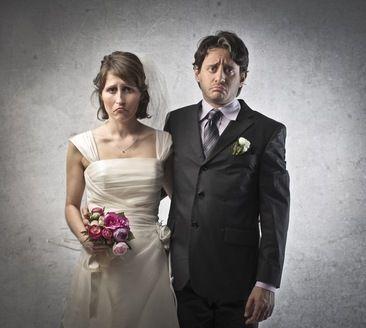 Sad Wedding