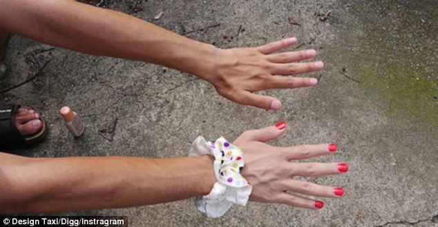 Tanganmu dan tangan 'kekasihmu'