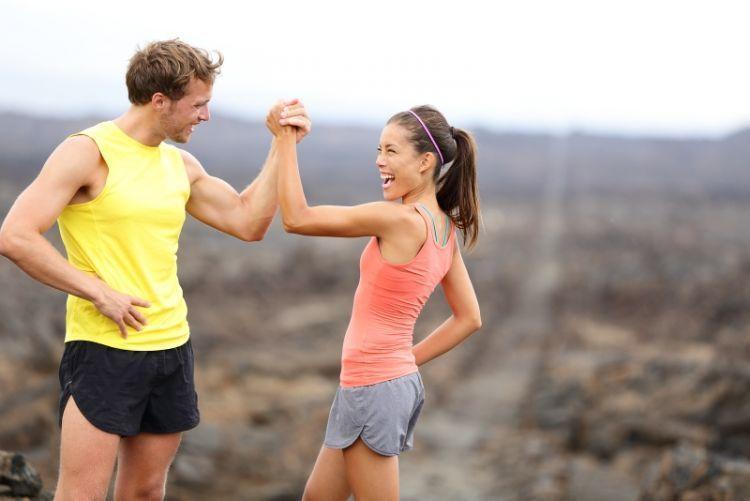 Lelaki dan perempuan sama kuatnya