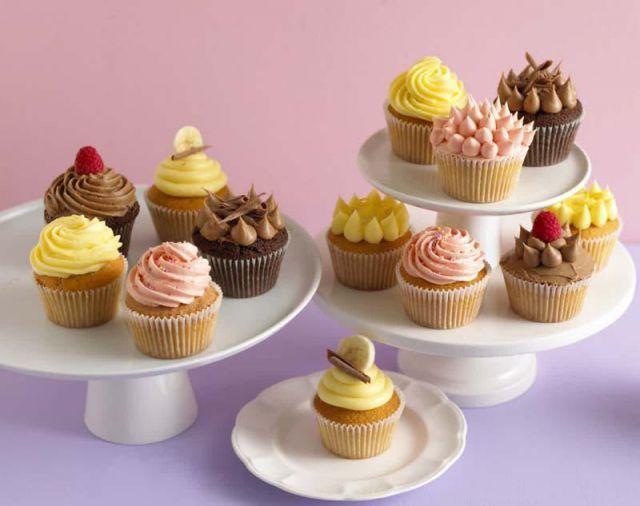 resep cupcake