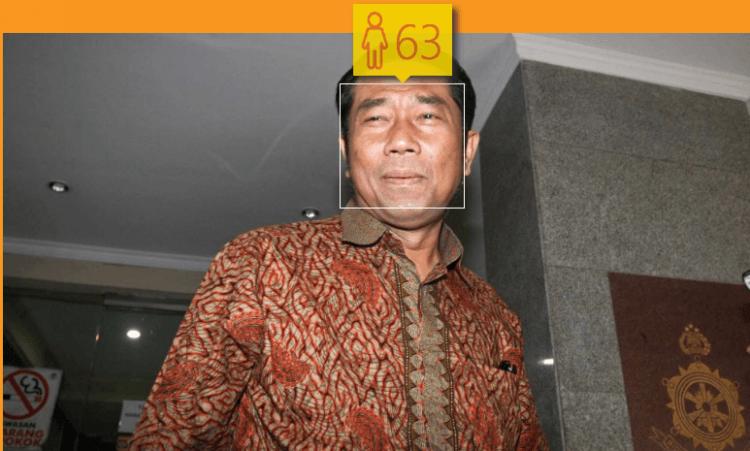 Haji Lulung, 63