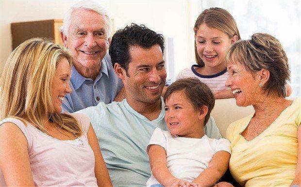 Tak hanya mencintaimu, tapi juga keluarga.