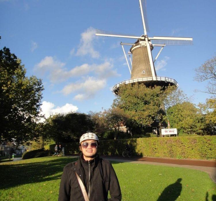 beasiswa di Belanda