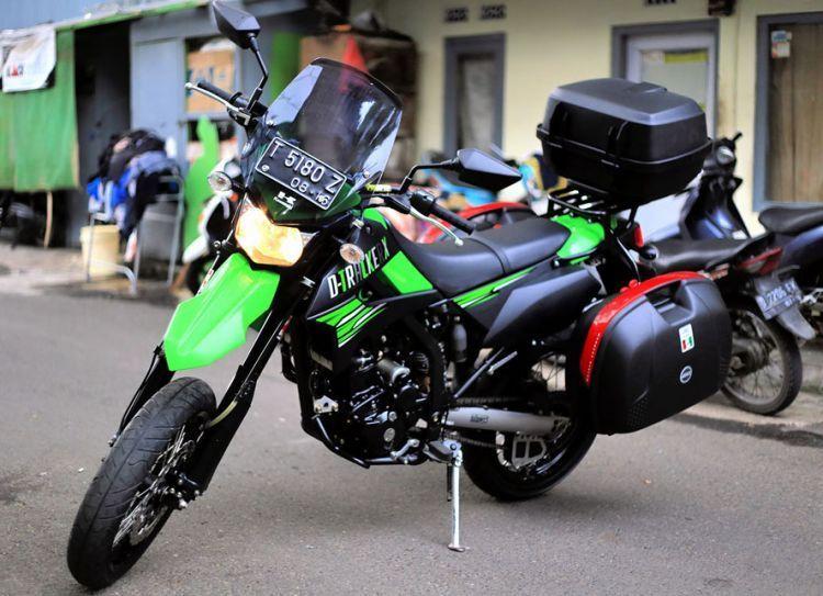 Box sepeda motor