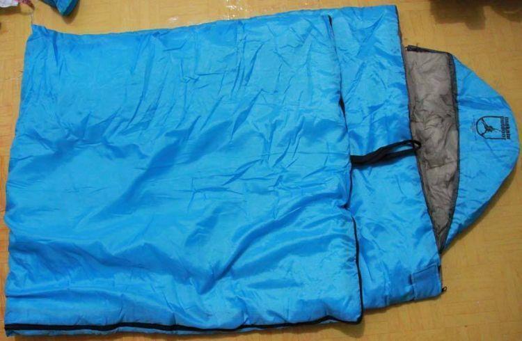 Sleeping bag yang dirawat dengan benar bakal terasa nyaman