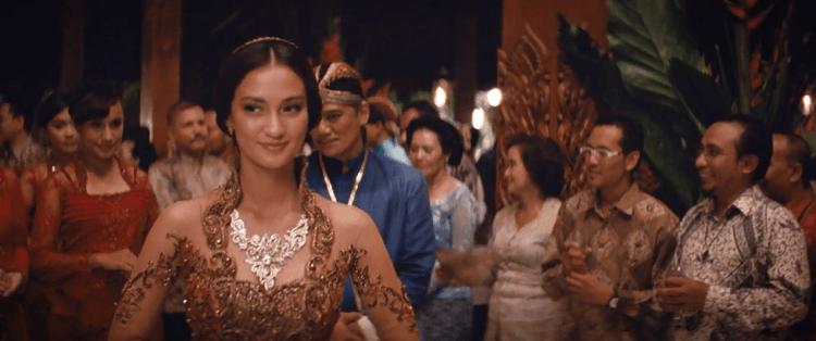 Sultana dalam film Java Heat
