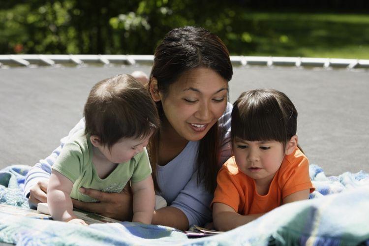 peran ibu dan belajar