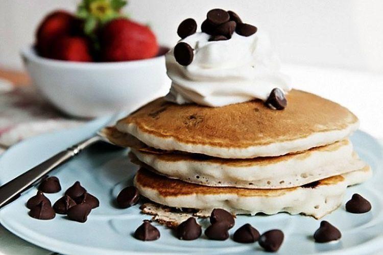 6 Resep Pancake Yang Kamu Buat Sendiri Tanpa Perlu Merogoh Kocek Untuk Menikmatinya Di Kafe