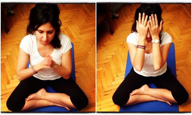 Yoga untuk mata agat lebih sehat