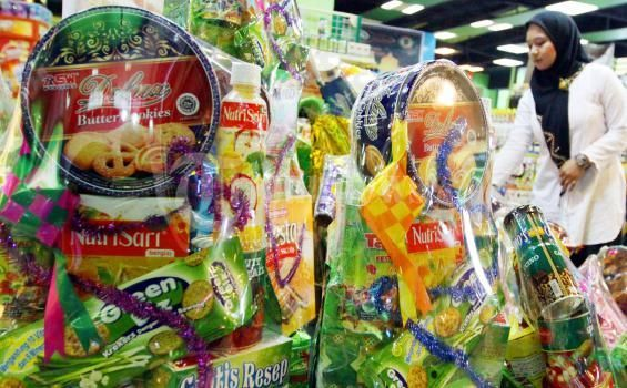 Parsel di super market