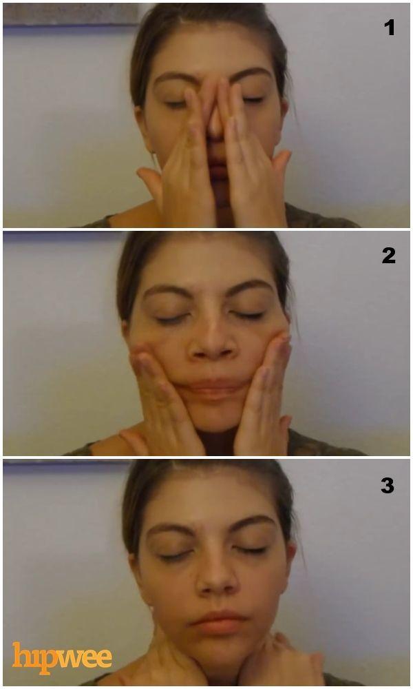 Gerakan massage wajah atau facial biar cantik