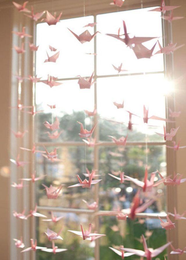 Tirai jendela yang indah