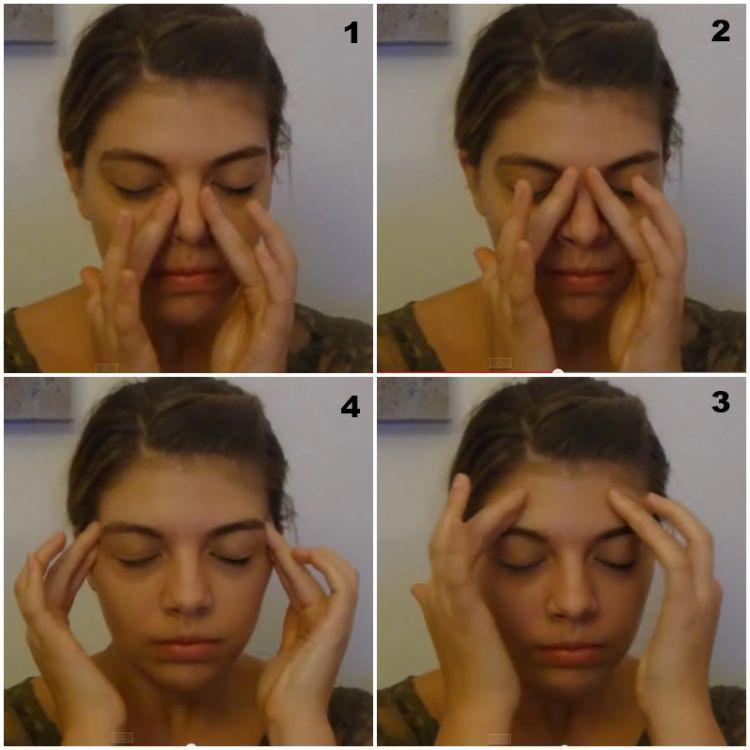 Pijatan wajah atau massage yang tepat untuk wajah cantik dan cerah