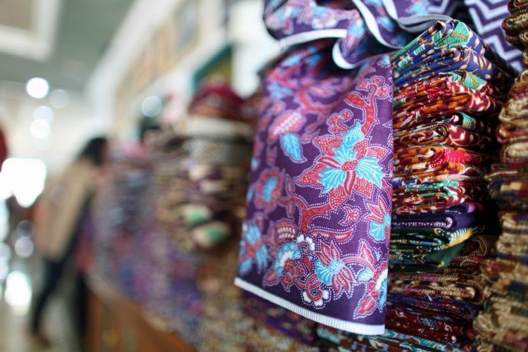 Batik CIrebonan di Batik Trusmi