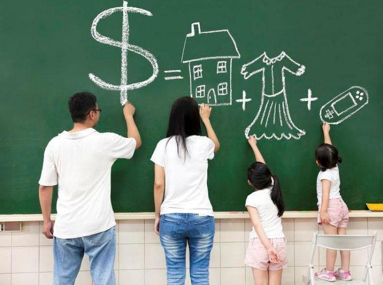Bisa nabung demi masa depan rumah tangga.