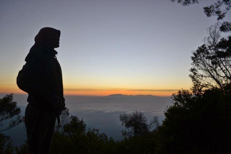 Puncak Gunung Panderman