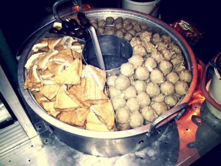Resep bakso tusuk atau gopel