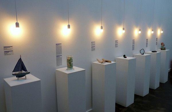 Display yang menarik soap tahu ada kolektor berminat