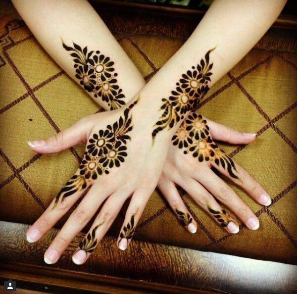 Tanpa Harus Lihai Menggambar 10 Desain Tato Henna Ini Bisa Jadi Contekan Untuk Tampil Menawan
