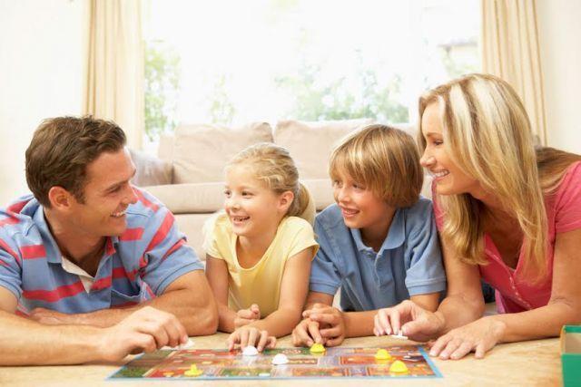 Main games bersama keluarga