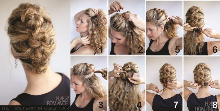 Nggak sampai 10 menit kamu sudah bisa dapatkan rambut cantik seperti ini