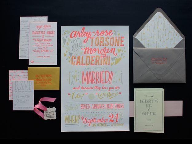 Desain undangan pernikahan buatan sendiri