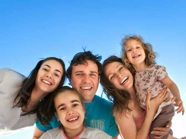 Melewatkan kesenangan bersama keluarga