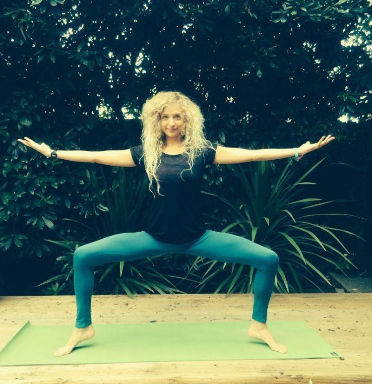 yoga saat puasa