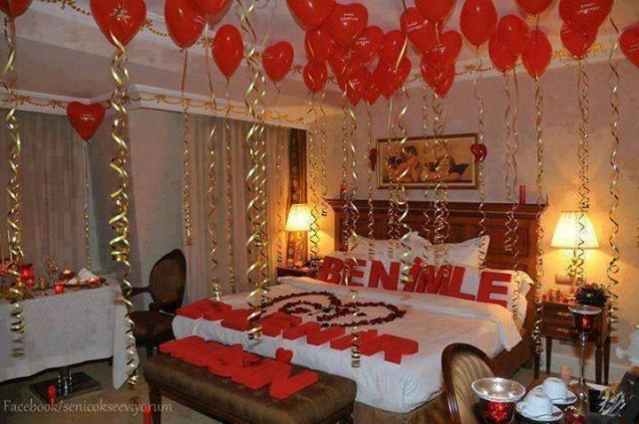 Jika temanmu ada yang mau nikah dekat dekat ini jadilah for Dekor kamar hotel ulang tahun
